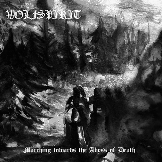 Wolfspirit - Marching towards the Abyss of Death (LP)