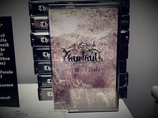 Thurthul - Heritage & Blood (CS)