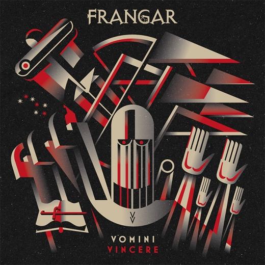 Frangar - Vomini Vincere (CD)