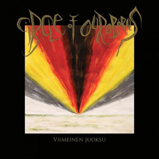 Circle of Ouroborus - Viimeinen Juoksu (LP)
