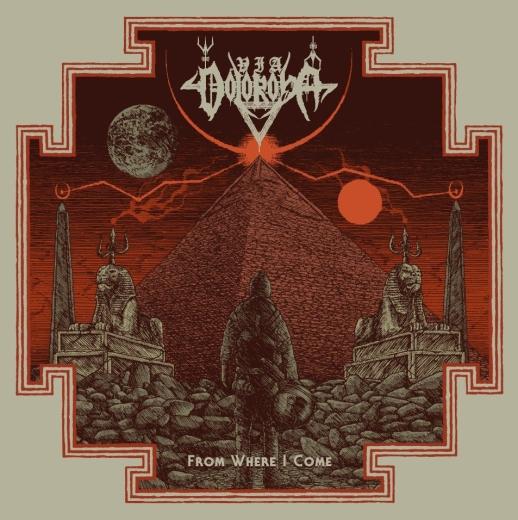 Via Dolorosa - From Where I Come (CD)