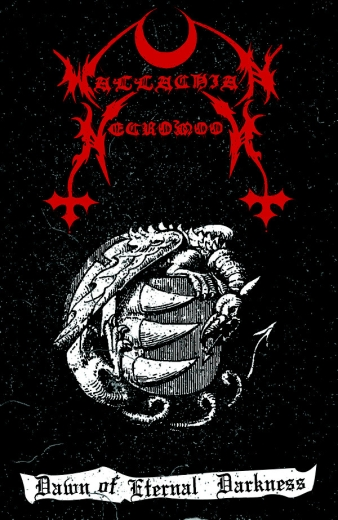 Wallachian Necromoon - Dawn Of Eternal Darkness (CS)