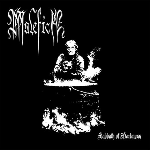 Malefica - Sabbath of Darkness (CD)
