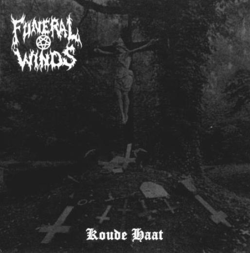 Funeral Winds - Koude haat (CD)