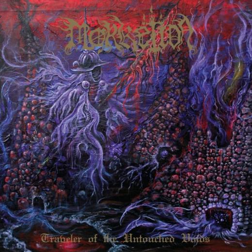 Mørketida - Traveler Of The Untouched Voids (LP)