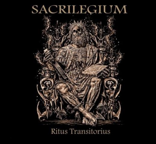 Sacrilegium - Ritus Transitorius (LP)