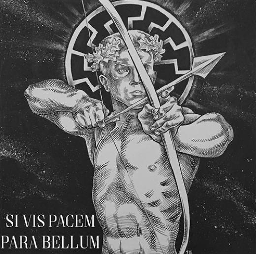 Der Stürmer / Totenburg - Si Vis Pacem, Para Bellum (LP)