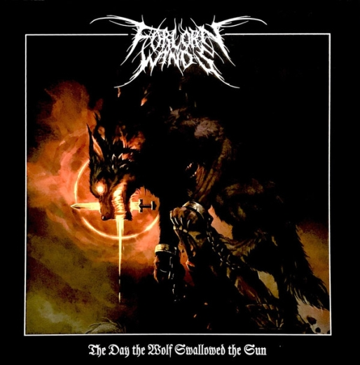 Forlorn Winds - The Day the Wolf Swallowed the Sun (LP)