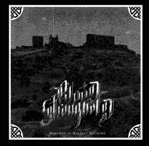 Blood Stronghold - Heritage in Ancient Shadows  (CD)