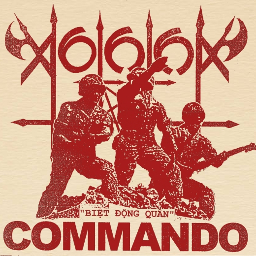 Vothana - Commando (2LP green)