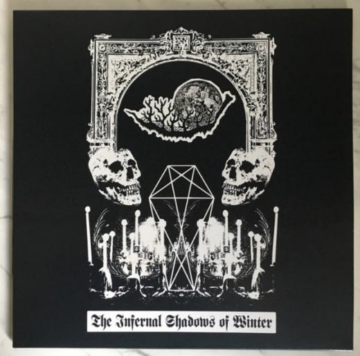 Despondent Moon - The Infernal Shadows of Winter (LP)