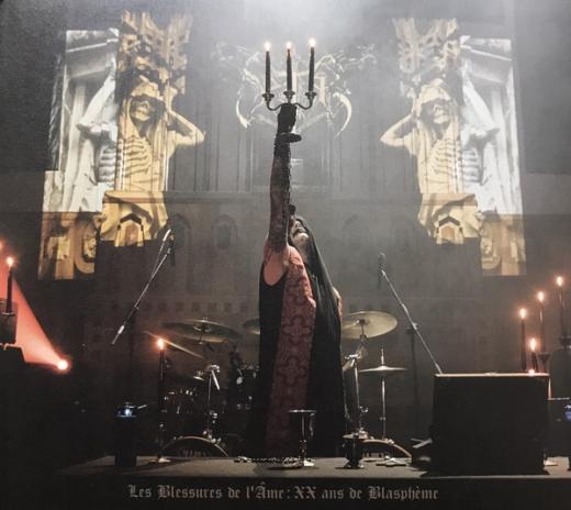 Seth - Les Blessures De LÂme : XX Ans De Blasphème (2LP)