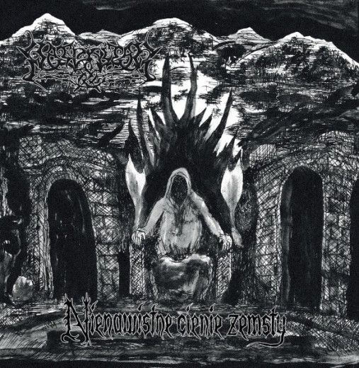 Hatenwar - Nienawistne cienie zemsty (CD)