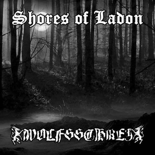 Shores of Ladon / Wolfsschrei - SplitCD