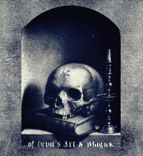 V.A. - ...of Devils Art & Magick... (CD)