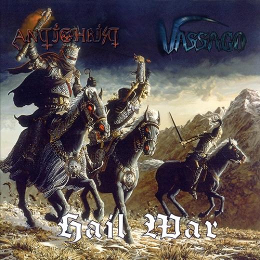 Antichrist / Vassago - Hail War! (CD)