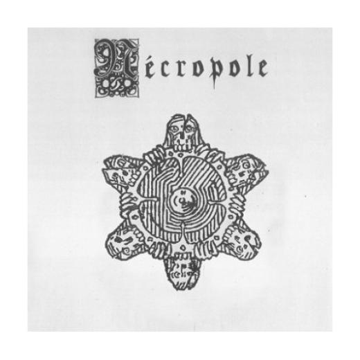 Nécropole - s/t (CD)