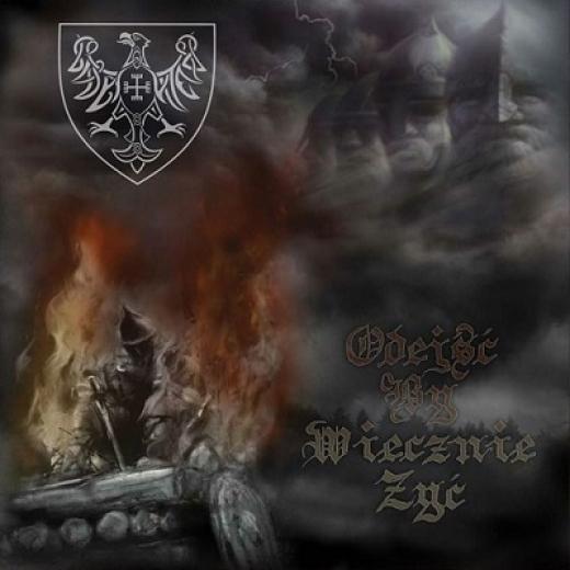 Biały Viteź - Odejść by wiecznie żyć (CD)
