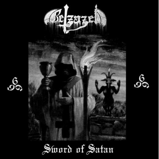 Belzazel - Sword of Satan (CD)