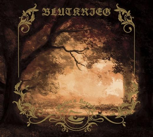 Blutkrieg - Wotans Harrow (CD)