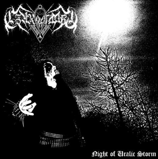 Czarnobog - Night Of Uralic Storm (CD)