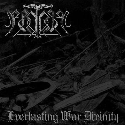 Eldrig - Everlasting War Divinity (CD)