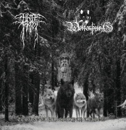 Hatefrost / Wolfenburg - Tesknota Przeszlych Czasow (CD)
