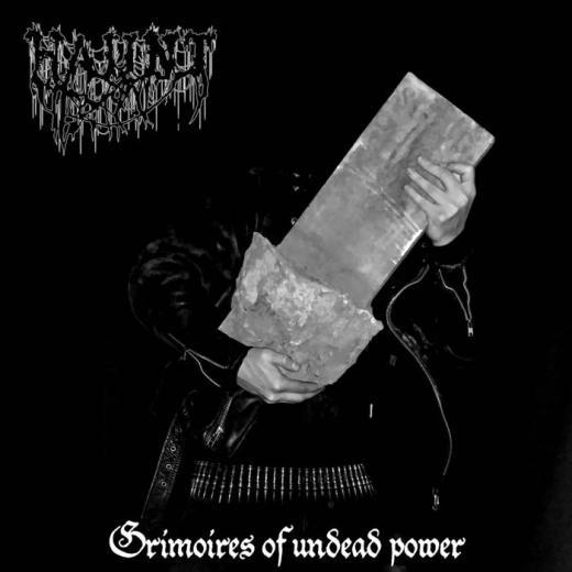 Haunt - Grimoires of Undead Power (CD)