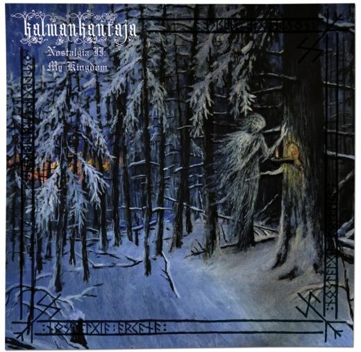 Kalmankantaja - My Kingdom (LP)
