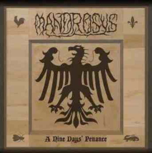 Mandrosys - A Nine Day´s Penance (CD)