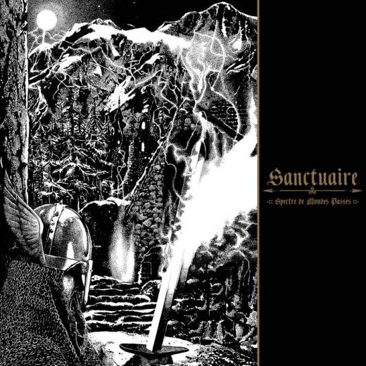 Sanctuaire - Spectre de Mondes Passés (CD)