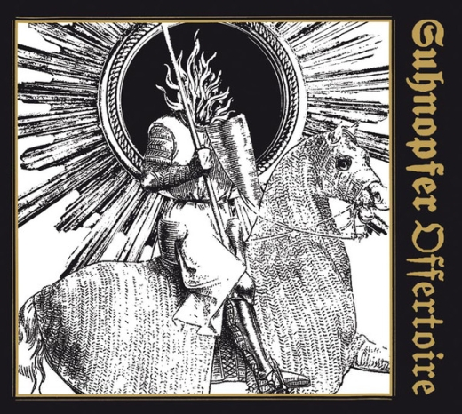 Sühnopfer - Offertoire (LP)