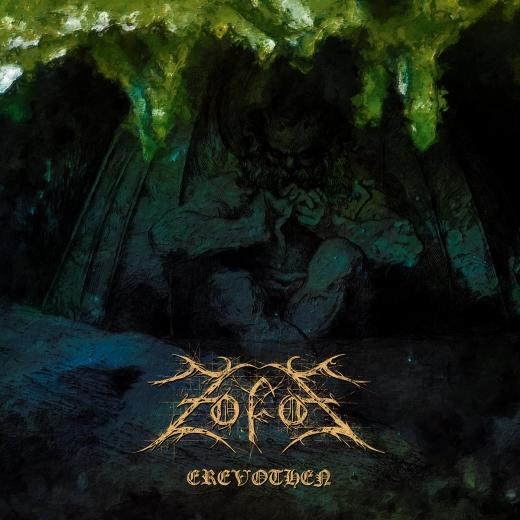 Zofos - Erevothen (CD)