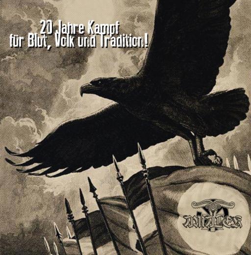 Amalek - 20 Jahre Kampf für Blut, Volk und Tradition! (CD)