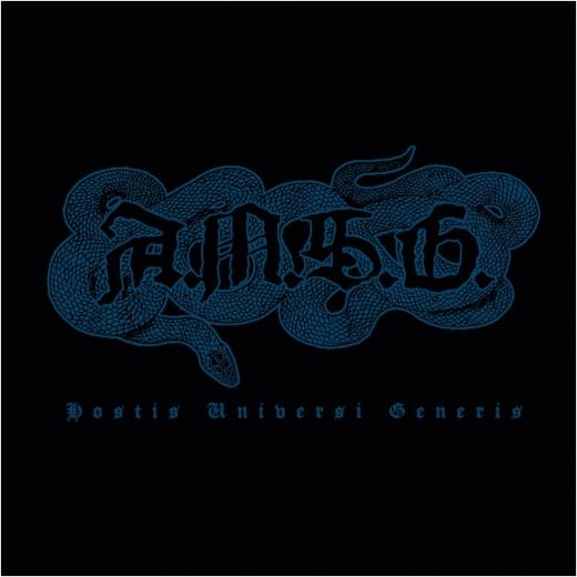 A.M.S.G. - Hostis Universi Generis (CD)