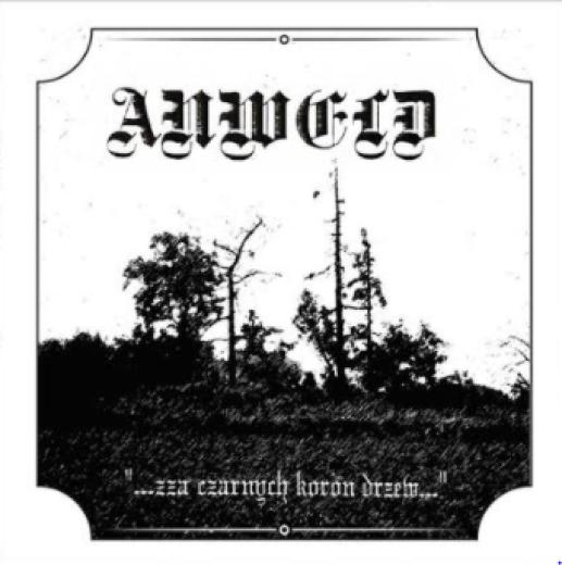 Anweld - ...zza czarnych koron drzew... (CD)