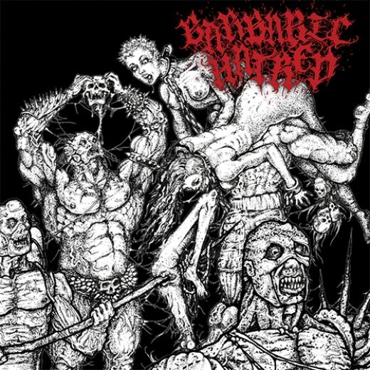 Barbaric Hatred - s/t (CS)