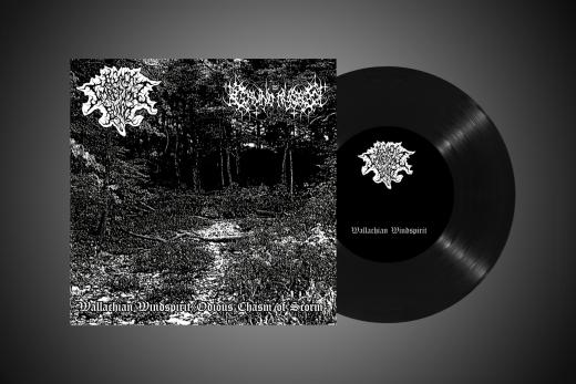 Black Imperial Blood / Grundhyrde - Split (EP)