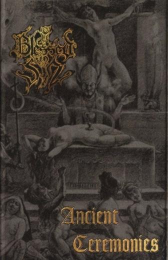 Blessed in Sin / In Articulo Mortis - Ancient Ceremonies Tape (CS)