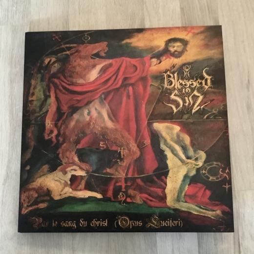 Blessed in Sin - Par le sang du christ (2LP)