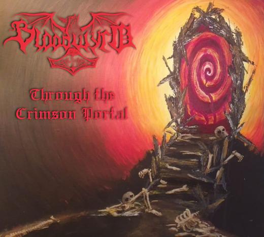 Bloodwyrd - Through the Crimson Portal (CD)