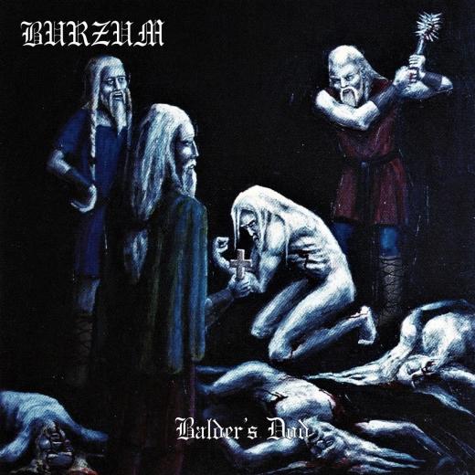 Burzum - Balders Dod (CD)