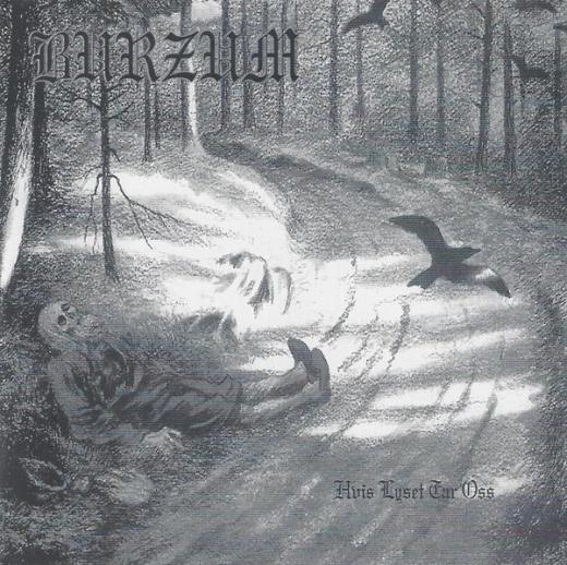 Burzum - Hvis Lyset Tar Oss (CD)