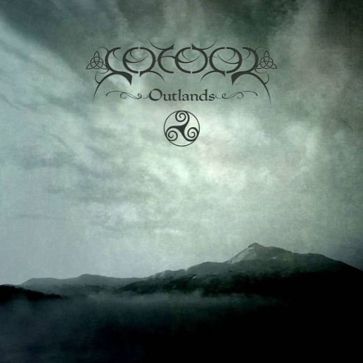 Celtefog - Outlands (CD)