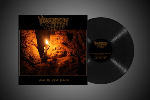 Daimon - ... From the Black Caverns (LP)