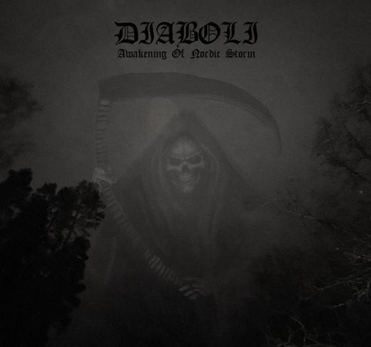 Diaboli - Awakening Of Nordic Storm (LP)
