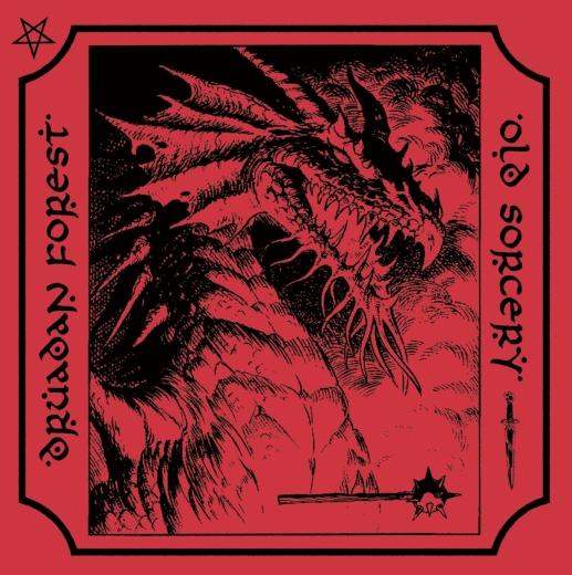 Druadan Forest / Old Sorcery - SplitCD