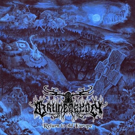 Drunemeton - Return To Old Europe (CD)