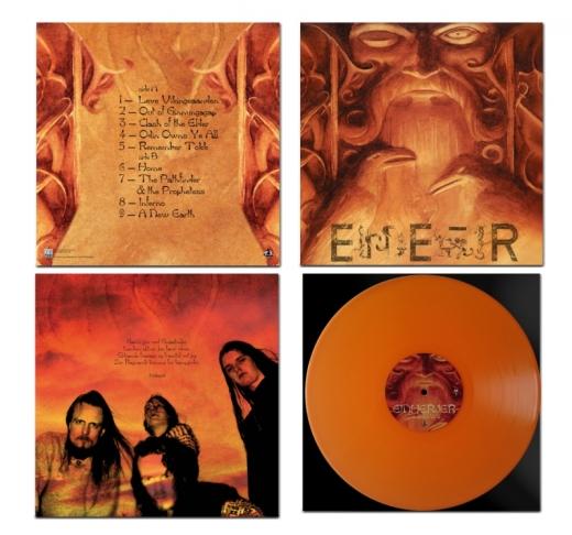 Einherjer - Odin owns ye all (LP)