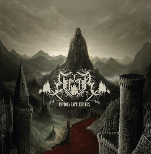 Elffor - Impious Battlefields (CD)